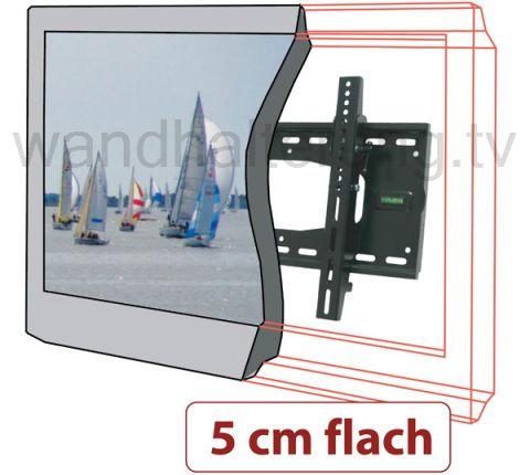Wandhalterung LCD LED Plasma - Größe M