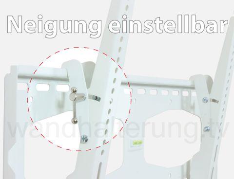 Wandhalterung LCD LED Plasma - Größe L