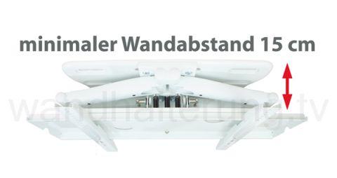 Premium Wandhalterung LCD LED Plasma - 811