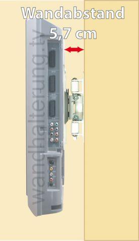 Wandhalterung Monitorhalterung TFT LCD - 309