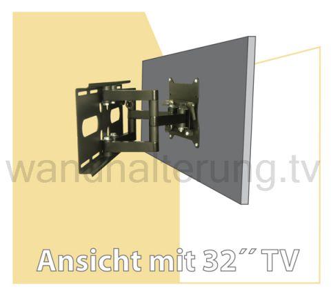 TV Wandhalterung LCD LED Plasma 330