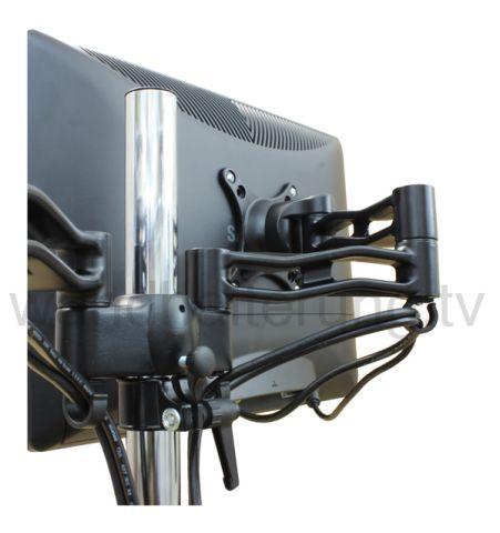 quipma 602 Monitor Tischhalterung Monitorhalterung